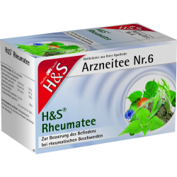 H&S Rheumatee Nr. 6 20St