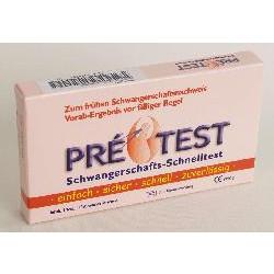 Pretest Schwangerschafts-Schnelltest 1St