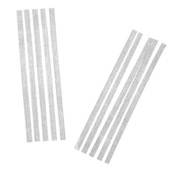 Askina Strip Hautverschluss 3 mm x 76 mm 12x5St