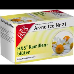H&S Kamillenblüten Nr. 21 20St