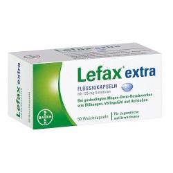 Lefax extra Flüssigkapseln 50St