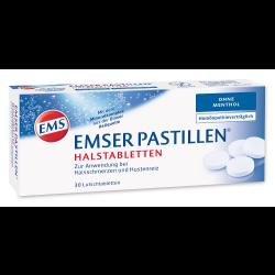 EMSER Pastillen ohne Menthol 30St