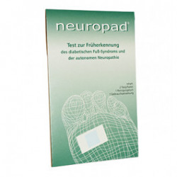 Neuropad - Früherkennungspflaster / 1 Set