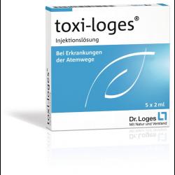 toxiLoges® Injektionslösung Ampullen 5x2ml