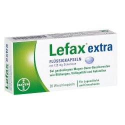 Lefax extra Flüssigkapseln 20St
