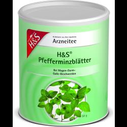 H&S Pfefferminzblätter loser Tee 50g