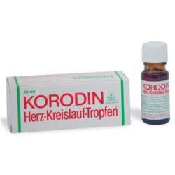 KORODIN Herz-Kreislauf-Tropfen 40ml