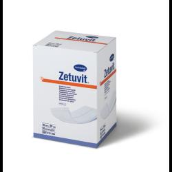 Zetuvit Saugkompressen 10 cm x 20 cm, steril 25St