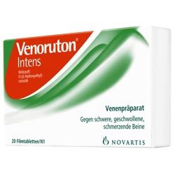 Venoruton intens Filmtabletten 20St