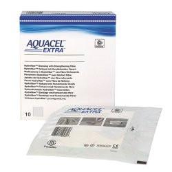 AQUACEL Ag Extra Kompressen 15 x 15 cm 5St