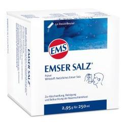 EMSER SALZ Beutel 50St