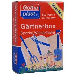 Gothaplast Wundpflaster Gärtnerbox 1St