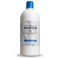 Magnesiumöl 100% Zechstein 500ml