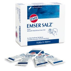 EMSER SALZ Beutel 20St