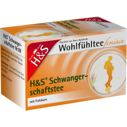 H&S Schwangerschaftstee Nr. 98 20St