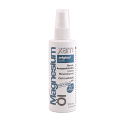 Xam Magnesium-Öl original Spray 100ml