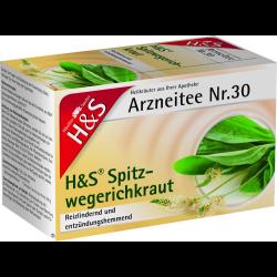 H&S Spitzwegerichkraut Nr. 30 20St