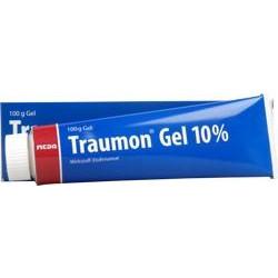 Traumon Gel 10 % 100g