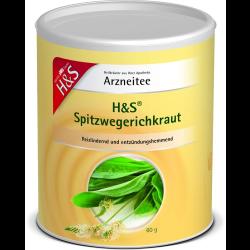 H&S Spitzwegerichkraut loser Tee 60g