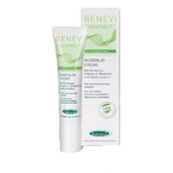 BENEVI Neutral Augenlid-Creme 15ml