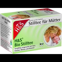 H&S Bio Stilltee Filterbeutel Nr. 92 20St