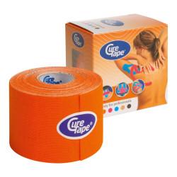 Cure Tape, 5 m x 5 cm, wasserfest, orange