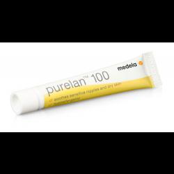 Medela Purelan 100 Brustwarzencreme 7g