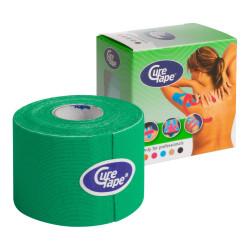 Cure Tape, 5 m x 5 cm, wasserfest, grün