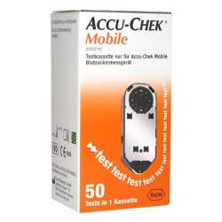 Accu Chek Mobile  Testkassetten / VPE 50 St.