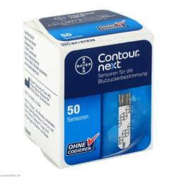 Contour Next Sensor  Teststreifen / VPE 50 St.