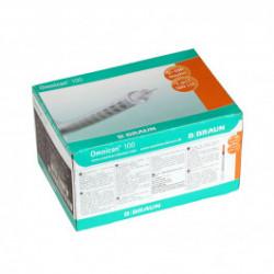 Omnican 100 - 0,30 x 12mm 1ml U-100 Insulin Spritzen / 100 Stück