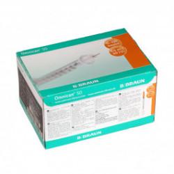 Omnican 50 Insulin-Spritze - 0,30 x 12mm 0,5ml U-100 / 100 Stück