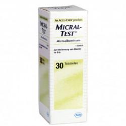 Micral-Test - Harntest Teststreifen / 30 Stück