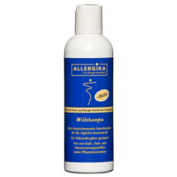 ALLERGIKA Mildshampoo 200 ml