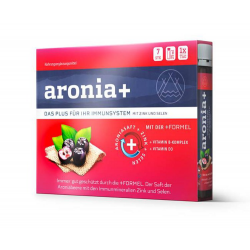 aronia+ Immun Trinkampullen 7 x 25 ml