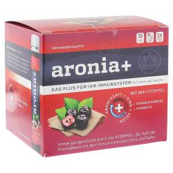 aronia+ Immun Trinkampullen Monatspackung 30 x 25 ml