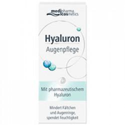 HYALURON Augenpflege Creme 15ml