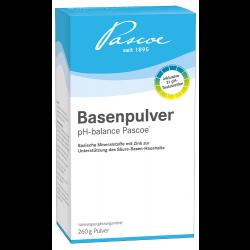 Basenpulver pH-balance Pascoe® 260 g