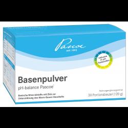 Basenpulver pH-balance Pascoe® 30 x 4 g