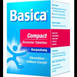 Basica Compact Basische Tabletten 360 St.