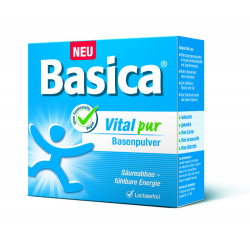 Basica Vital pur Basenpulver 20 St.