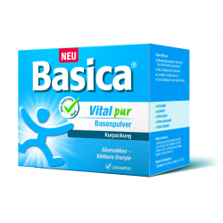 Basica Vital pur Basenpulver 50 St.