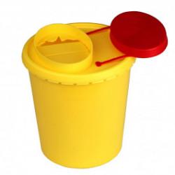 Quick-Box S 1,5 Liter - Entsorgungsbox / 1 Stück