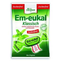 Em-eukal Bonbons klassisch, zuckerfrei 75g