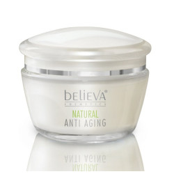 Believa Natural Anti Aging Creme 50 ml