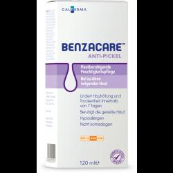 BENZACARE hautberuhigende Feuchtigkeitspflege Creme 120 ml