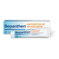 Bepanthen ANTISEPTISCHE WUNDCREME 20 g