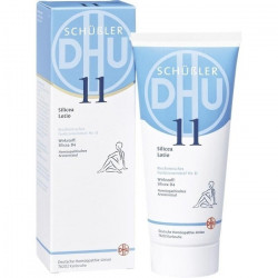 Biochemie DHU 11 Silicea D4 Lotio 200 ml