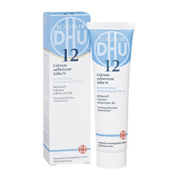 Biochemie DHU 12 Calcium sulfuricum N D4 Salbe 50 g