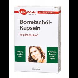 Borretschöl-Kapseln Dr. Wolz 60 St.